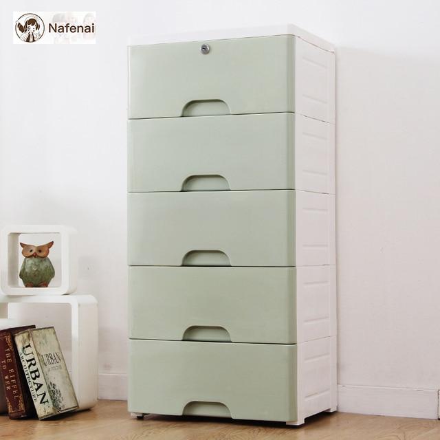 When the plastic wardrobe DIY Non-woven  Closet Portable Storage plastic cabinet Multifunction Dustproof Moistureproof Furniture