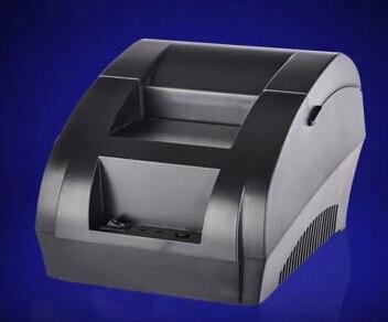 ФОТО Impact Invoice Printer With Ribbon 58MM Width Printing Dot Matrix Printer