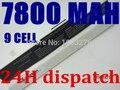 7800 мАч аккумулятор для Asus Eee PC 1001 P x 1001 P 1001 1005 1005PEG 1005PR 1005PX AL31-1005 AL32-1005 ML32-1005 PL32-1005