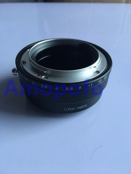 Amopofo, CRX-LM Adapter For Contarex CRX Lens to for Leica M Adapter M9 M8 M7 M6 M5 M4 M220 for TECHART LM-EA 7 фото