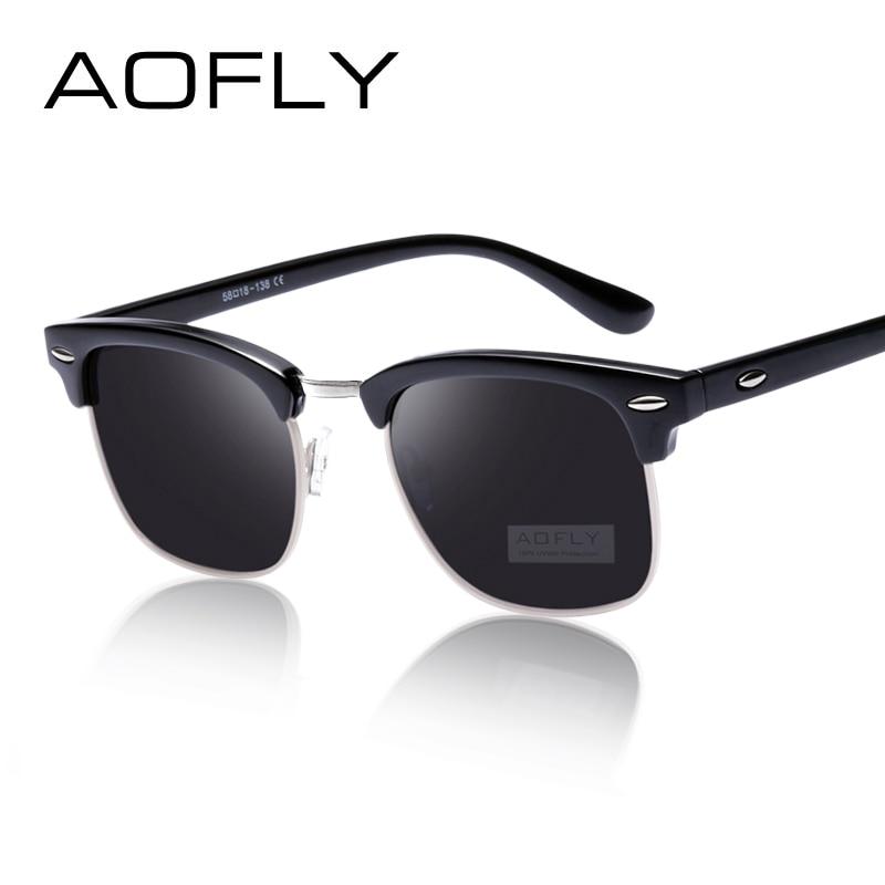 aofly стильные мужские и женские солнцезащитные