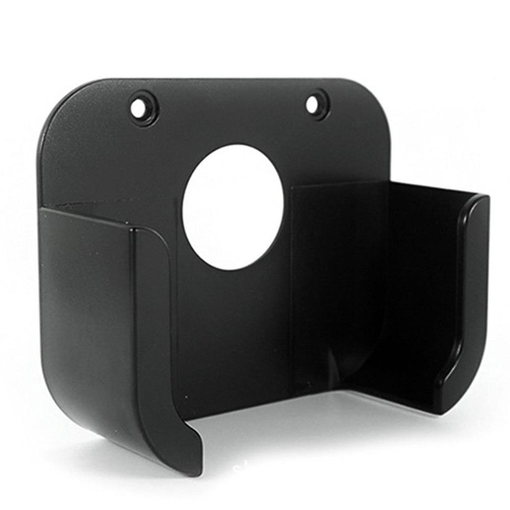 98 * 98 * 33mm Plastic Square Media Player TV Box Media Player Bracket Wall Mount Bracket Holder Case For Apple TV 4