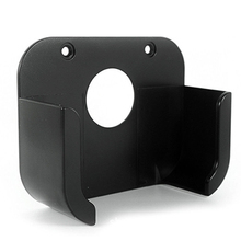 цена на 98 * 98 * 33mm Plastic Square Media Player TV Box Media player bracket Wall Mount Bracket Holder Case For Apple TV 4