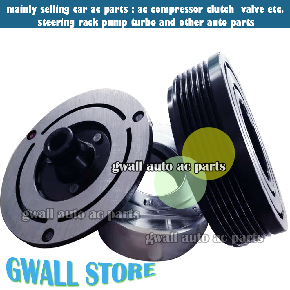 Brand New CSV717 AC Compressor Clutch For Car BMW X5 AC Clutch 12V 110MM
