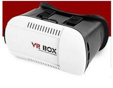 china factory christmas sales VR BOX 3D glasses with remote welcome your logo artwork