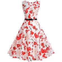 6792734b0e977 Buy retro strawberry dress and get free shipping on AliExpress.com