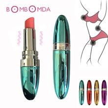 Mini Vibrators Vaginal Jump Egg Waterproof Bullet Lipstick Vibrator Discreet Women Masturbation Sex Product Clitoris Stimulator