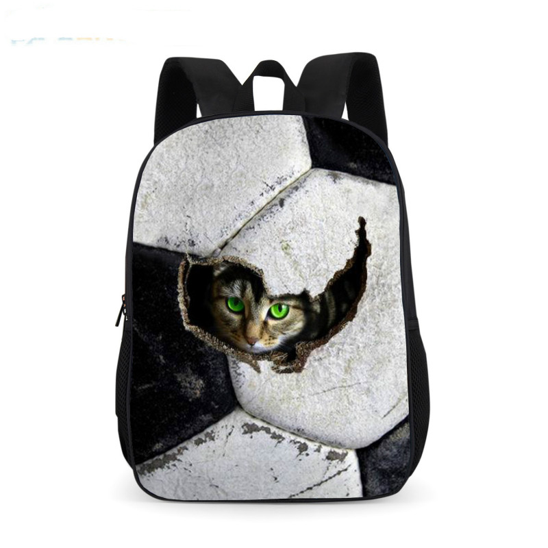Kids Backpack Waterproof Cat Cartoon Children School Bags For Boys Girls School Backpacks Mochila School Bag Satchel Schoolbag