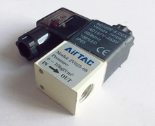 Air Solenoid Valves 2V025-08 2 Position 2 Port 1/4