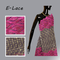 African Lace Fabric  Embroidered Nigerian Laces Fabric Bridal High Quality French Tulle Lace Fabric For Women N100