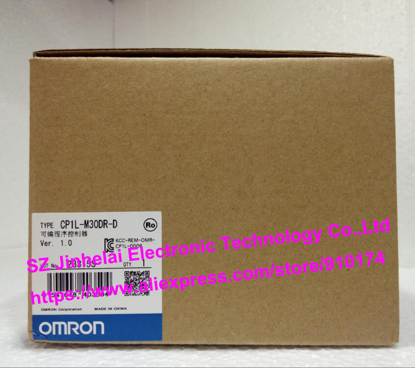 100%New and original  CP1L-M30DR-D  OMRON  PLC CONTROLLER [zob] 100% new original omron omron proximity switch e2e x10d1 n 2m