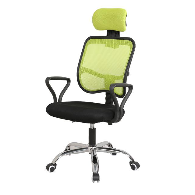 MSFE cadeira do computador de casa cadeira do escritório de lazer malha cadeiras reclináveis elevador casuais