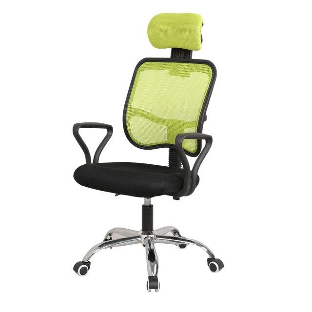 Bureaustoel Met Verstelbare Rugleuning.Mesh Bureaustoel Swivel Computer Stoel Ergonomische Verstelbare