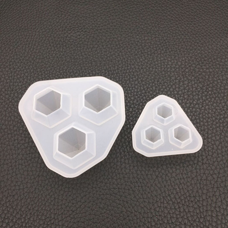Silicone Animal Mix Style Mold Resin Jewelry Making Mould Epoxy Pendant DIY  TRF