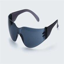 Новый Защитные очки Защита глаз прозрачной защитной труда очки песок-доказательство и пыль химических всплеск медицинского применения