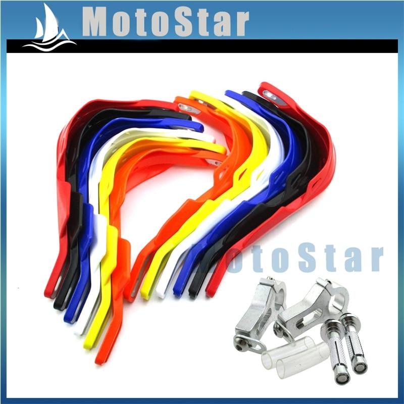 "Hand Throttle Grips Housing Cable 7//8/"" Pit Dirt Bikes CRF XR SSR SDG DHZ KLX110"