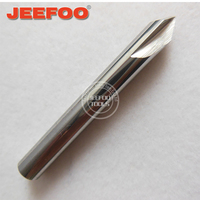 10*60/90/120(V) degree 2 flutes end mill, CNC Cutting Router Bits for Wood Tool, endmill cutter bit