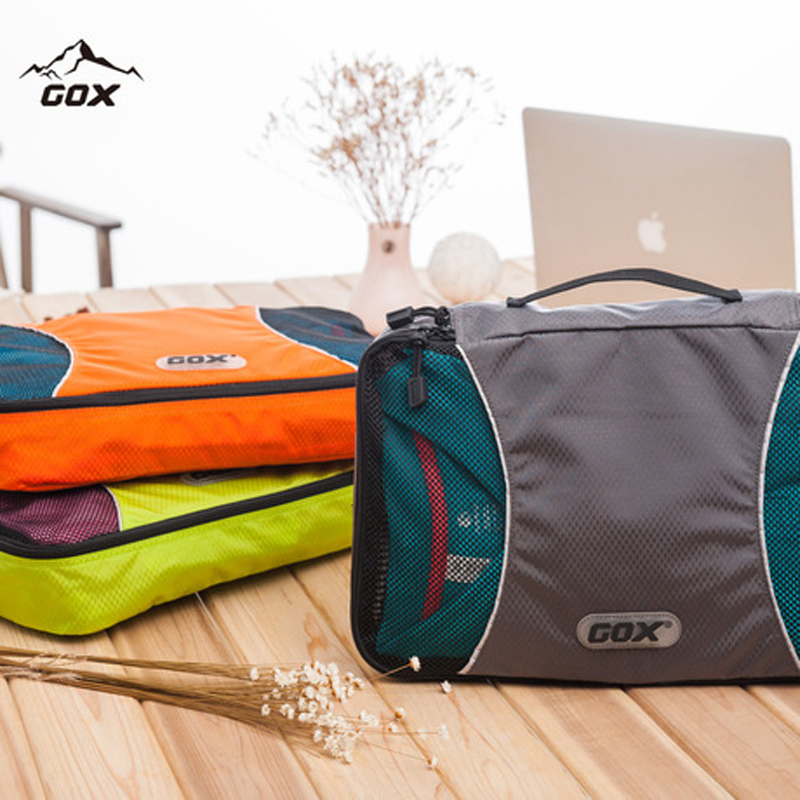 Large Packing Cubes Breathable Travel Bags Waterproof Clothing Luggage Organizer Portable Travel Storage Accessories,YKK Zipper ...