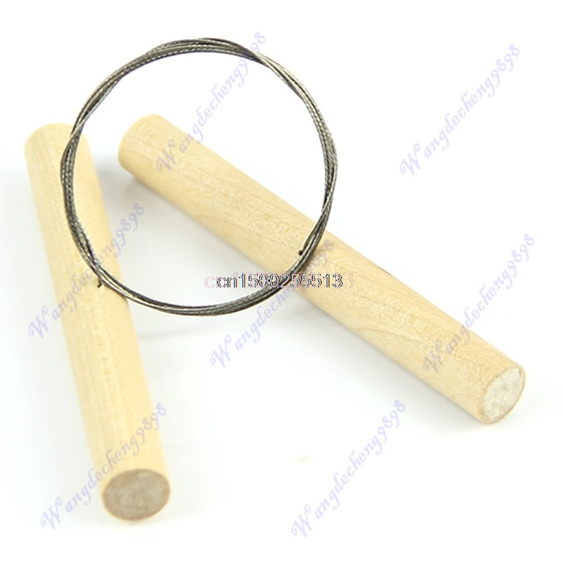 10pcs/lot Wire Clay Cutter For Fimo Sculpey Plasticine Cheese Pottery Tool Ceramic Dough 6pcs fashion stick aluminium pole clay pottery tools 11 5cm length for art pottery sculpture