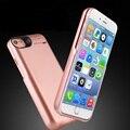 5200 мАч Резервного Копирования Внешнего резервного питания банк случае для iPhone 6 6 S 7 Нет Подбородка 10000 мАч тонкий корпус батареи для iPhone 6 6 S 7 Плюс
