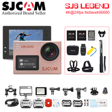 Original SJCAM Action camera SJ6 LEGEND Air 4K WiFi 24fps HD 2.0″ underwater waterproof Helmet Cam camera NTK96660 Sport cam