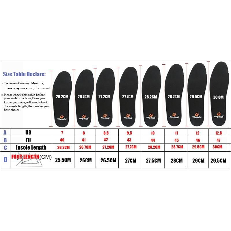 Bottes de moto en cuir microfibre pour hommes bottes de vélo de saleté bottes de moto de course de vitesse bottes de Motocross BOTA B1001 taille: 40 45 - 6