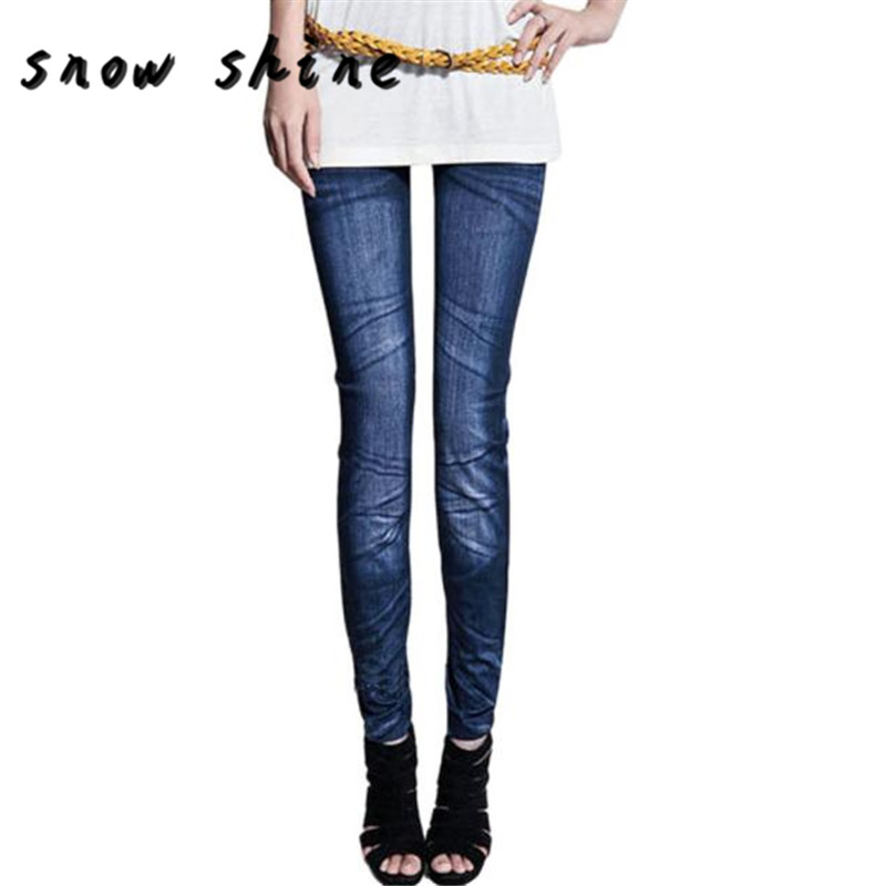 snowshine YLSW Sexy Women Jeans Skinny Jeggings Stretchy Slim   Leggings   Skinny Pants BU free shipping
