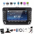 Bosion 2 DIN DVD-плеер автомобиля ПК GPS-навигации Стерео Видео Мультимедиа экрана для VW / Фольксваген / Passat / POLO / GOLF / Skoda / Seat / Sharan / Jetta