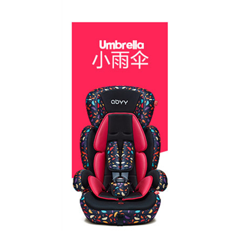 Child Car Safety Seat 9 Month -12 Years Old Baby Protection Auto Car Seat Forward Facing 9-36 Kg Five-point Harness Safety Seats beibei cassie lb 363 car seats between 0 and 4 years old