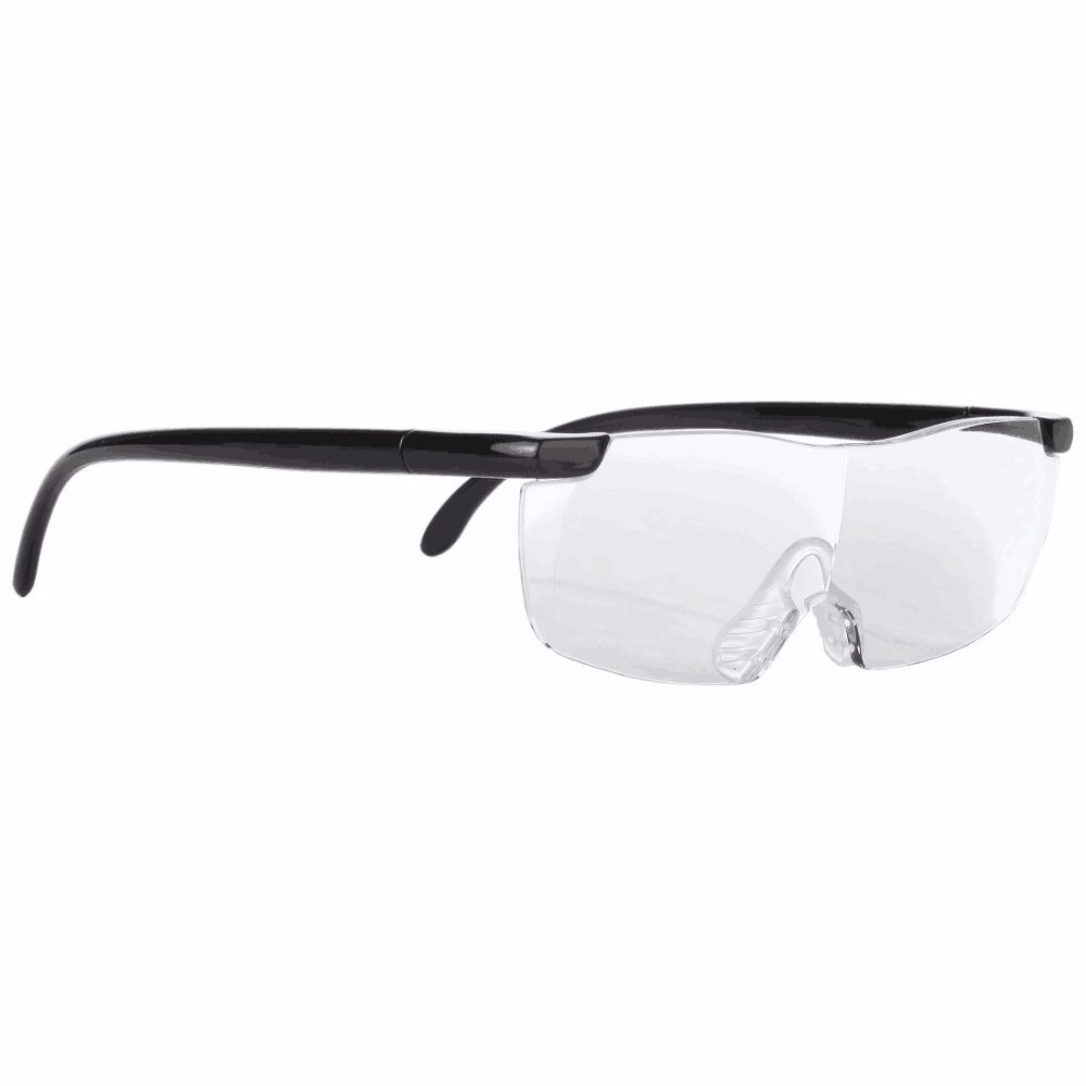 Women Men Glass Magnifying Eyewear Glasses See 160% More Better Magnifier Magnifiers