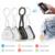 Bluetooth dispositivo anti-perdida 4.0 Buscador Inteligente Rastreador Remoto Obturador de la Cámara de Llamadas Recordatorio encontrar el coche Enemigo iOS Android