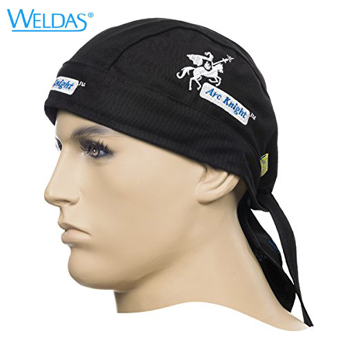 FR Cotton Welder Hats Washable Fire Flame Retardant Helmet  Arc Knight FR Welding Scarf