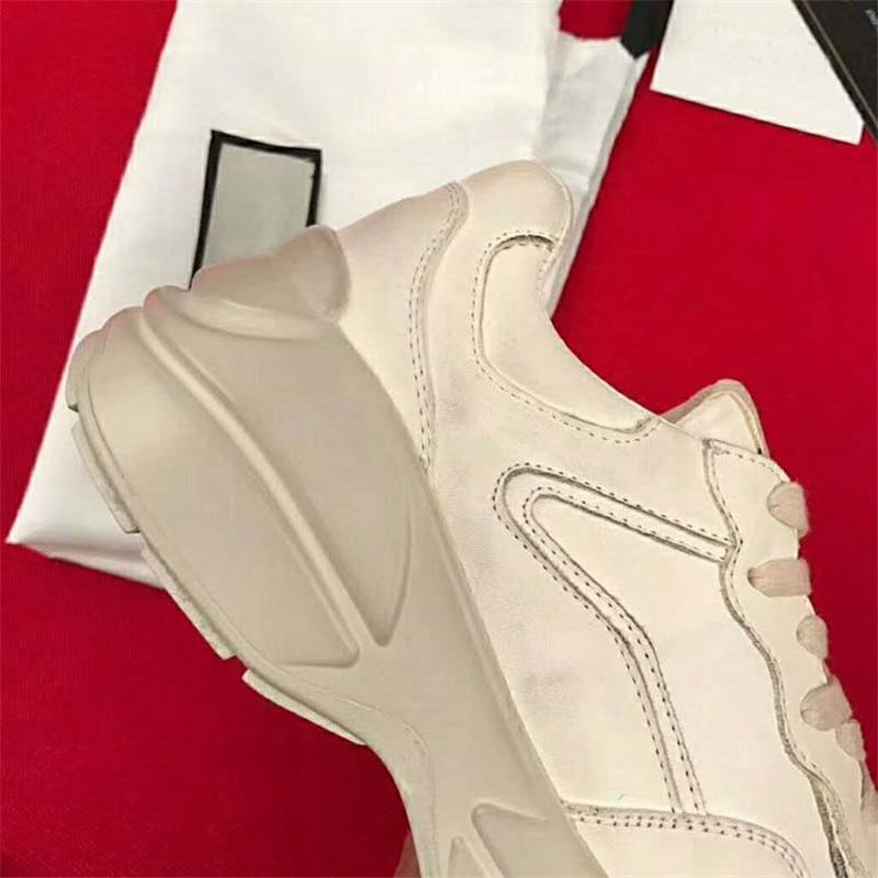 Et Impression Chaussures Épais Hommes 4 Couleur 1 De Marque Augmentation Correspondant Seule Woman2018 Femmes Sport Vide 2 Étoiles 5 Luxe 3 Vieux qY7wd
