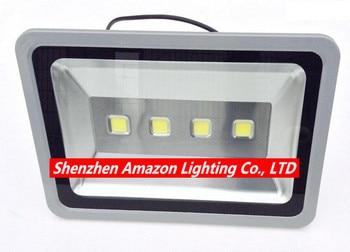 4 Pcs 200 W LED Banjir Luar Ruangan Hangat/Keren Putih Taman Lampu LED Lampu Sorot Lampu Sorot Anti-Air IP65 220 V/110 V