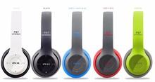 P47 Bluetooth Casque V4.1 Sans Fil Casque Écouteur Mains Libres Musique Casque Avec MF/TF basse Earpod pour tous les téléphones mobiles