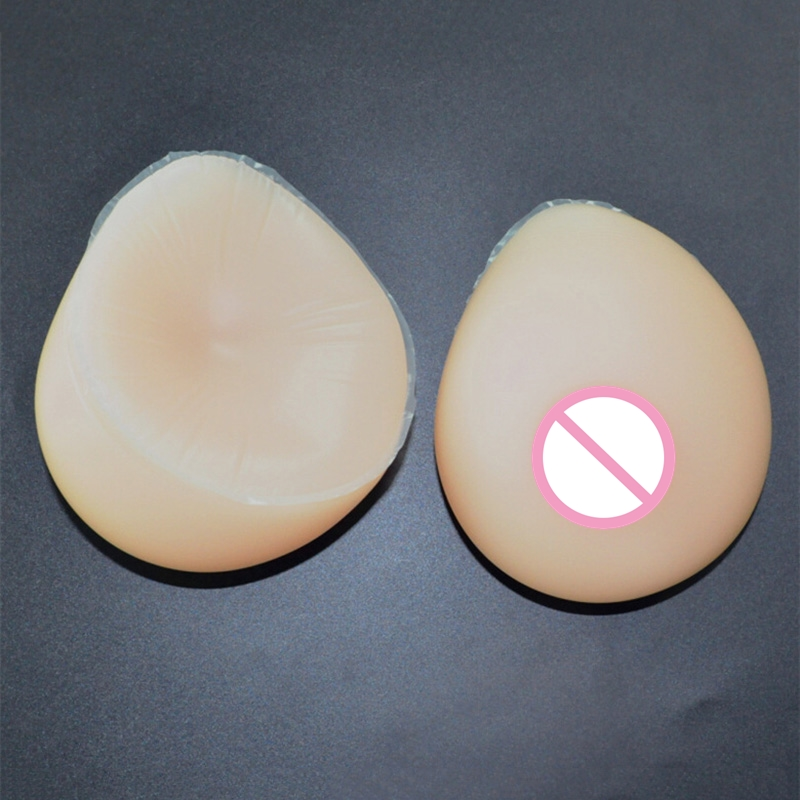 ФОТО 1600g/pair 4XL Size Realistic Silicone Breast Forms Prosthesis Artificial Breast Fake Boobs for Mastectomy Crossdresser