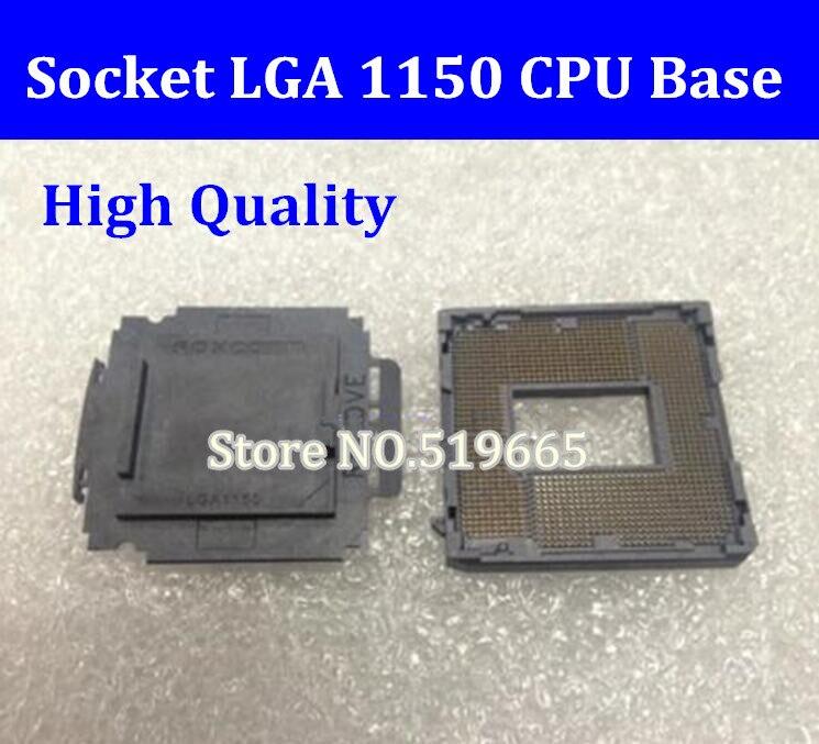 5pcs New Foxconn H3 Socket LGA1150 CPU Base 1150 PC Connector BGA Base