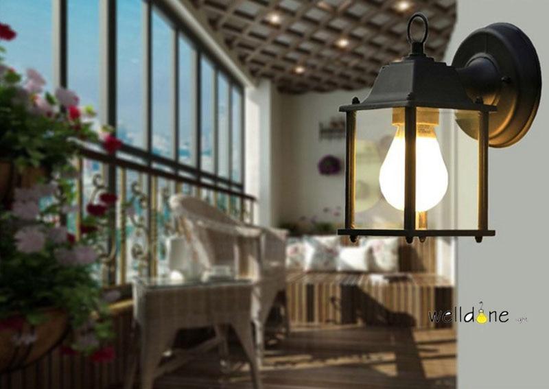 Plafoniere Rustiche Per Esterno : Lampade per esterni rustici applique da parete interni