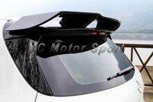 Accesorios de coche de fibra de carbono RZ estilo RZA-290 alerón trasero apto para 2012-2014 MB Clase A W176 A200 A250 GT alerón de techo