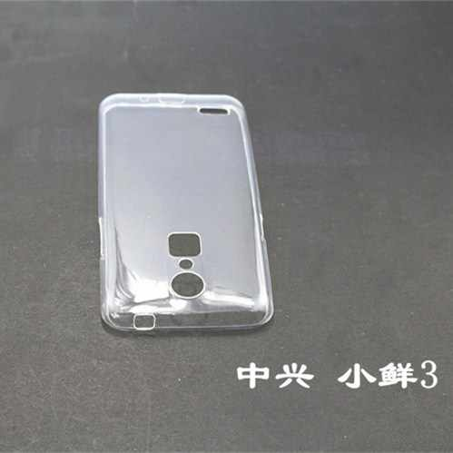 電話ケース Zte ブレード A1 C880U 5 インチの高品質透明 TPU ソフトカバー
