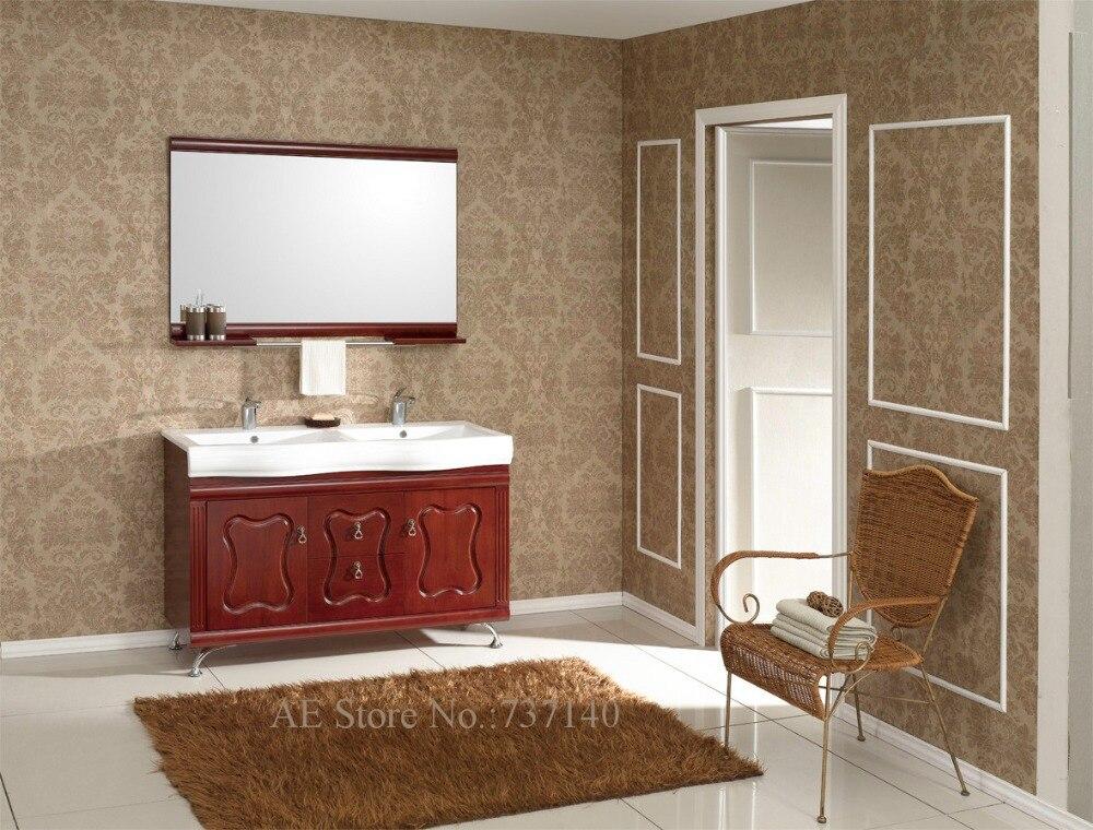Online Get Cheap Wood Bathroom Mirrors -Aliexpress  Alibaba Group