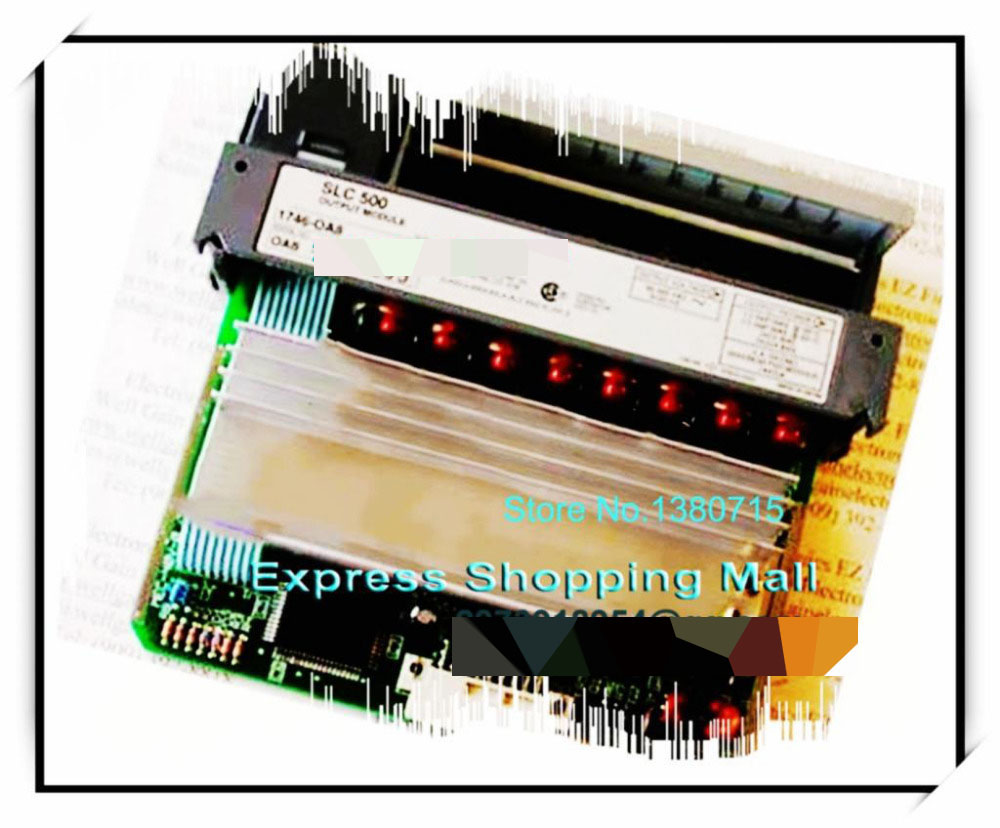 New Original 1746-OA8 PLC 85-265VAC Digital AC Output Modules зимняя шина nokian hakkapeliitta 8 suv 265 50 r20 111t