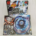 One Piece KIDS Best Christmas Gift Super Top Clash Metal Beyblade Fusion 4D With Launcher Spinning Tops Toy  BB116F 20