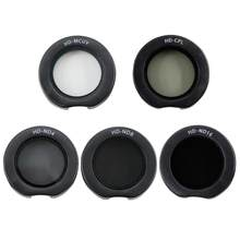 Professional UV CPL ND4 ND8 ND16 Drone Camera Filter Set For Anafi Drone Drone Accessory Drone Parts Drone Props(China)