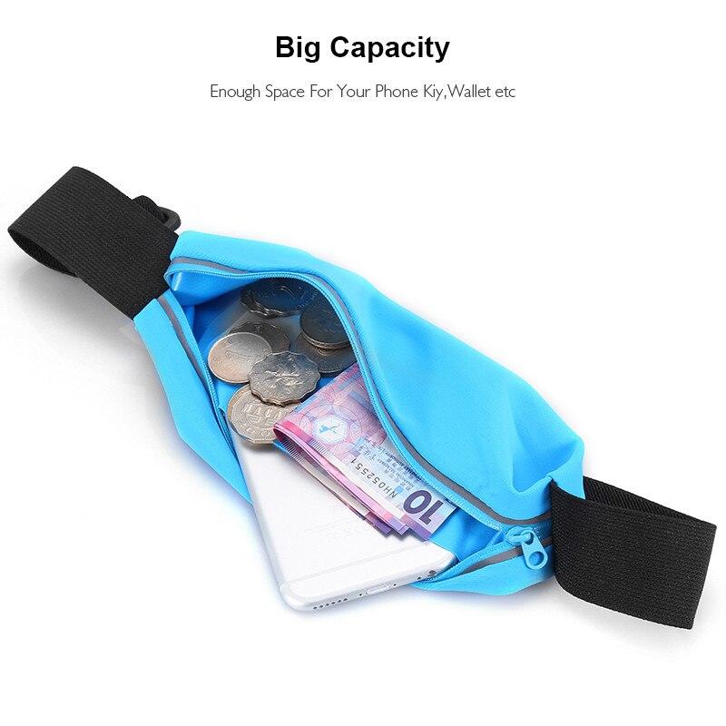 Kisscase cajas del teléfono universal para iphone 4 4s 5 5s 6 6s plus 7 7 plus cubierta bolso de la cintura para samsung s8 s7 s6 j5 coque accesorios