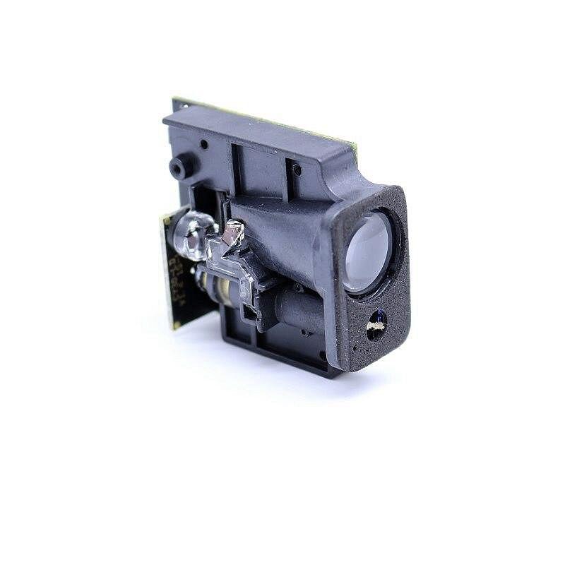 40 м 2 мм высокоточный лазерный дальномер датчики Последовательный порт вывода дальномер модуль Подходит для Obstacle Warning, начиная