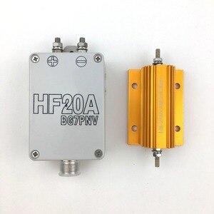 Image 2 - Antena de onda corta HF20A, 1,5 30Mhz, banda completa, sin persianas, antena de onda corta, estación de radio para exteriores, accesorios para walkie talkie