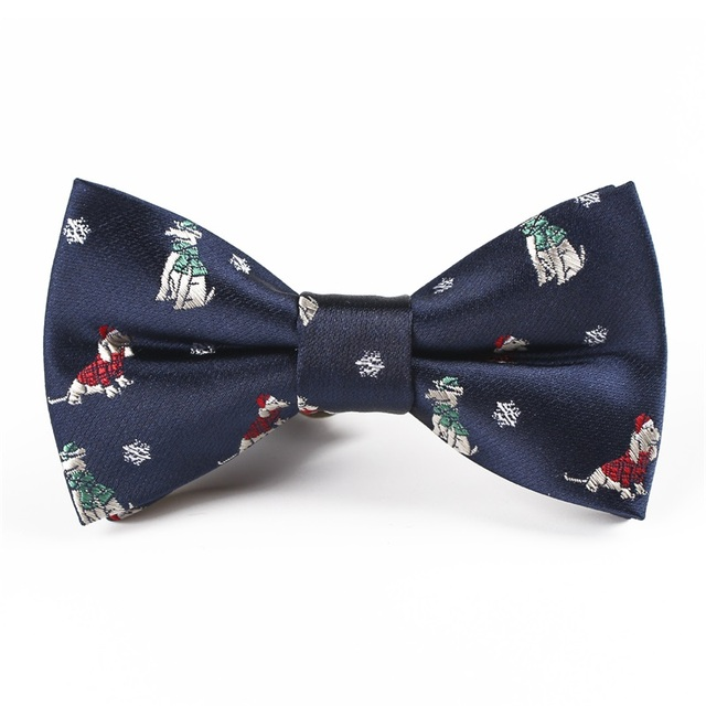 Fashion Bowtie Children Christmas Bow Ties for Baby Boys ...