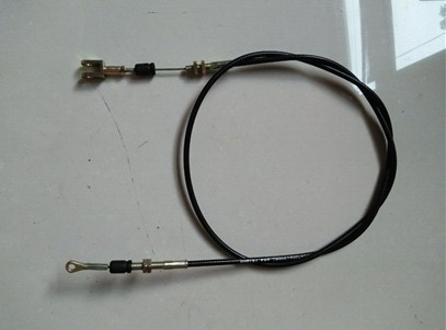 Foton tractor foot throttle cable, for Lovol FT80 series tractor, part number: TD800.203L.1