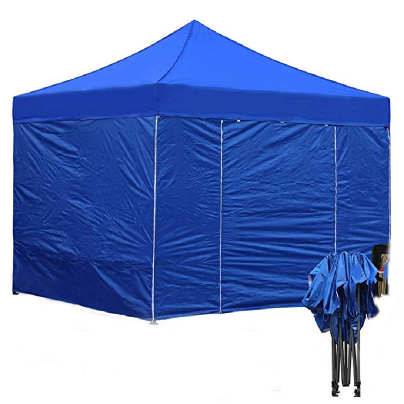 GRNTAMN 10ft by 10ft Ez Pop up Canopy Tent Commercial Instant Gazebos with 4 Removable Sides Blue and Red Color  sc 1 st  AliExpress & GRNTAMN 10ft by 10ft Ez Pop up Canopy Tent Commercial Instant ...